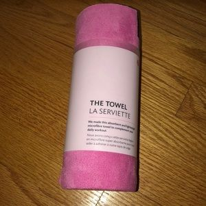 The Towel by Lululemon